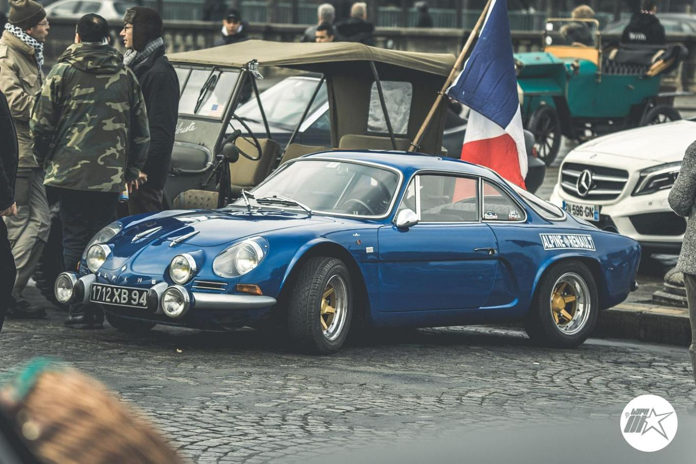 Alpine A106 A110 GTA Traversée Paris Type-01 - 6