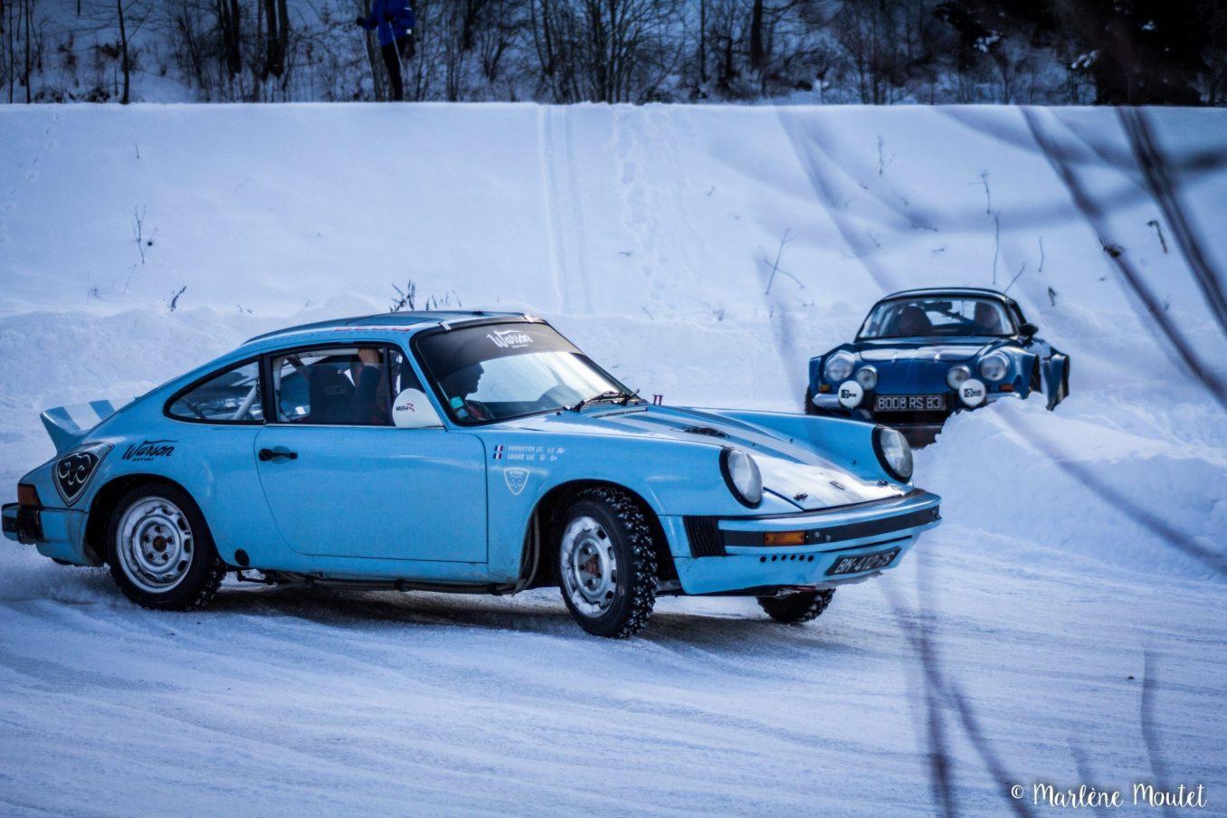 Alpine A110 A310 Orcières piste glace marlene moutet 29 scaled | Des Alpine et 1000 mètres de piste sur glace !