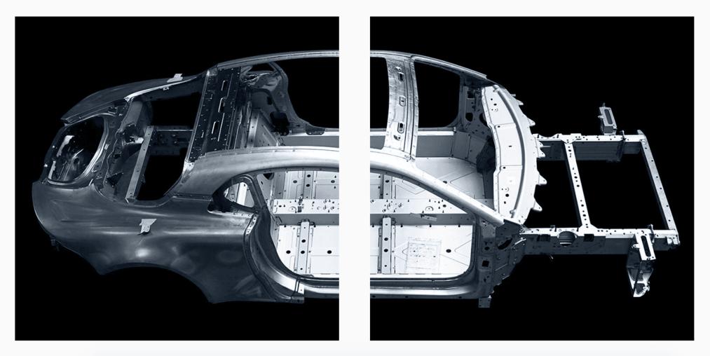 Alpine planet aluminium frame10