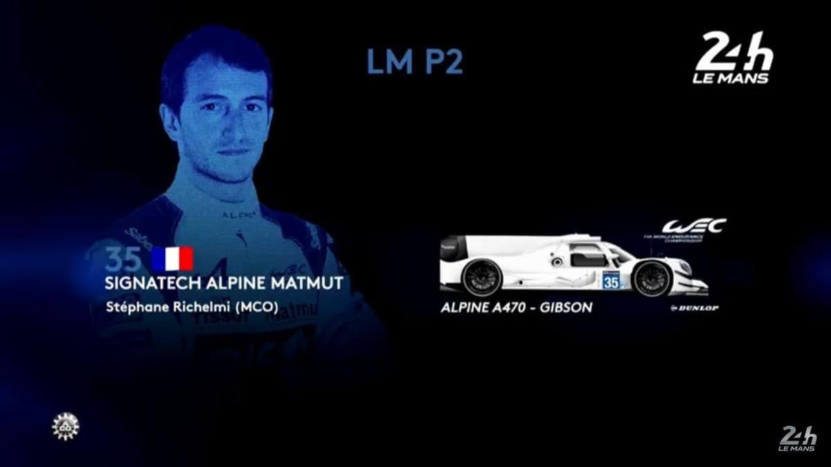 A470 pilot 35   Premier aperçu de la Signatech-Alpine Matmut A470