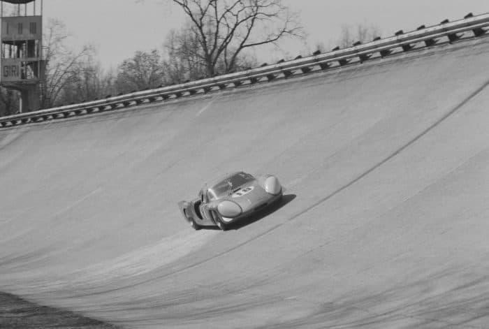Alpine A220 Monza 1969