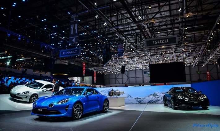 Alpine A110 Premiere Edition GPE-Auto - 1