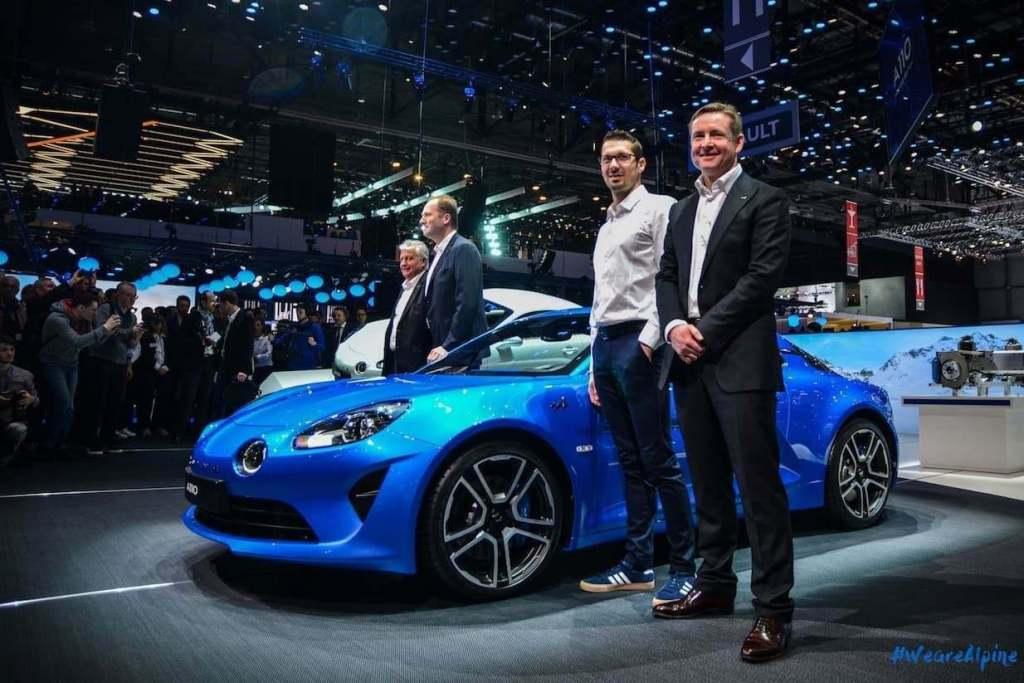 Alpine A110 Premiere Edition GPE-Auto - 5