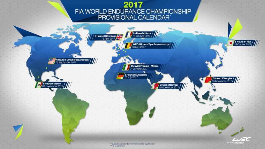 Calendar WEC 2017   Nicolas Lapierre chez Toyota Gazoo Racing et Romain Dumas chez Alpine ?