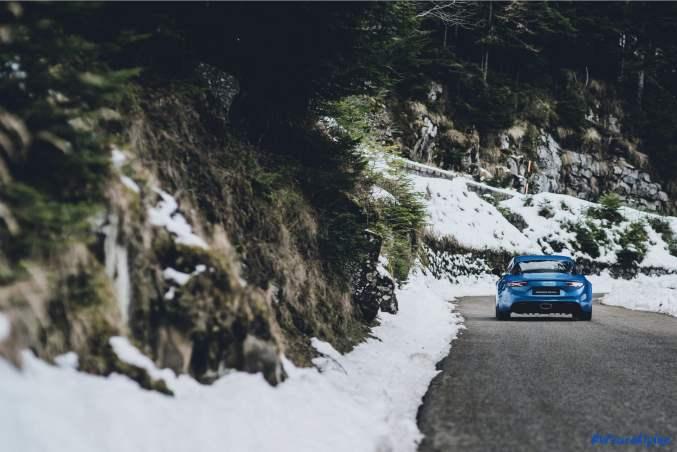 Genève 2017 Alpine A110 Premiere edition officielle - 17-imp