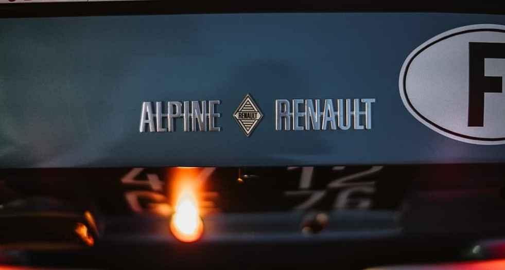 Alpine LAB et son Alpine A110 1300S Usine de 1968 Classic Driver - 18