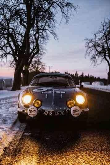 Alpine LAB et son Alpine A110 1300S Usine de 1968 Classic Driver - 22