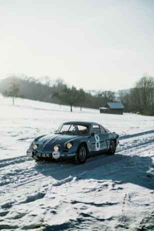 Alpine LAB et son Alpine A110 1300S Usine de 1968 Classic Driver - 3