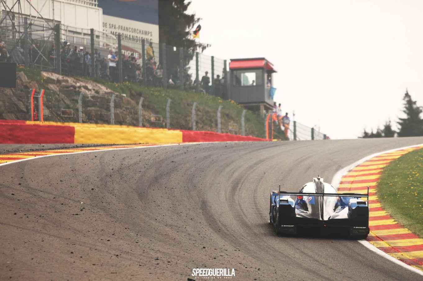 Spa Francorchamps Alpine Signatech WEC 2017 Speedguerilla - 7