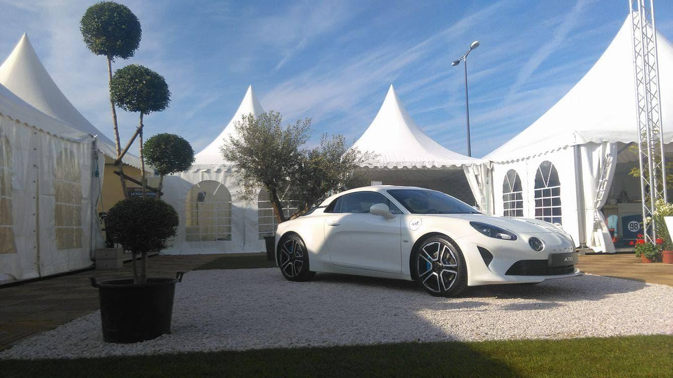 Sport & Collection: Ferrari et Alpine contre le cancer