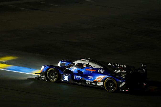 Alpine A470 24 Heures du Mans 2017 Signatech Matmut Endurance WEC Panciatici Ragues Menezes Rao Negrao Dumas (27)