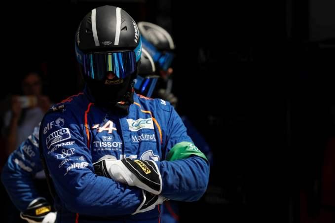 Alpine A470 24 Heures du Mans 2017 Signatech Matmut Endurance WEC Panciatici Ragues Menezes Rao Negrao Dumas (5)