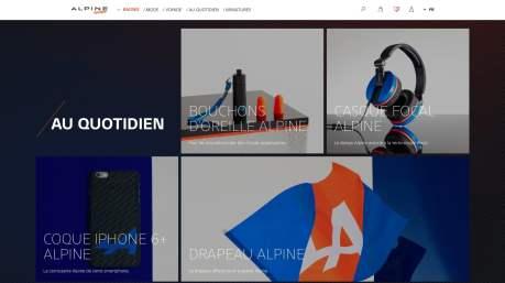 Boutique en ligne Alpine Cars Store Elegance Racing Signatech miniatures sacs bagages vêtements - 11