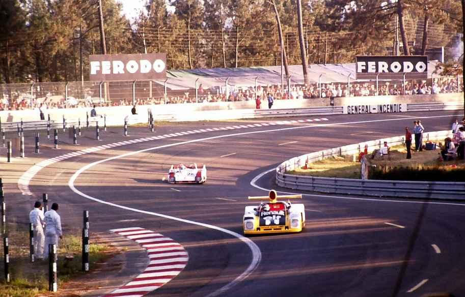 24 Heures du Mans 1978 pironi jabouille depailler jaussaud bell ragnotti frequelin a443 a442b a442a a442 victoire - 15