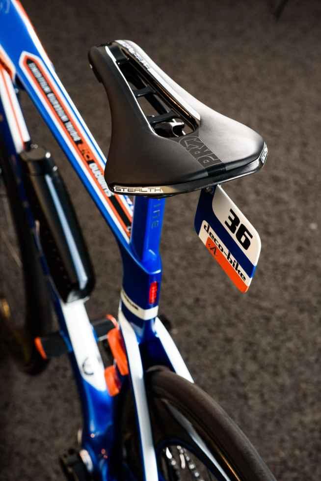 Velo Course Alpine 36 24 Heures Mans Deco Bike - 10