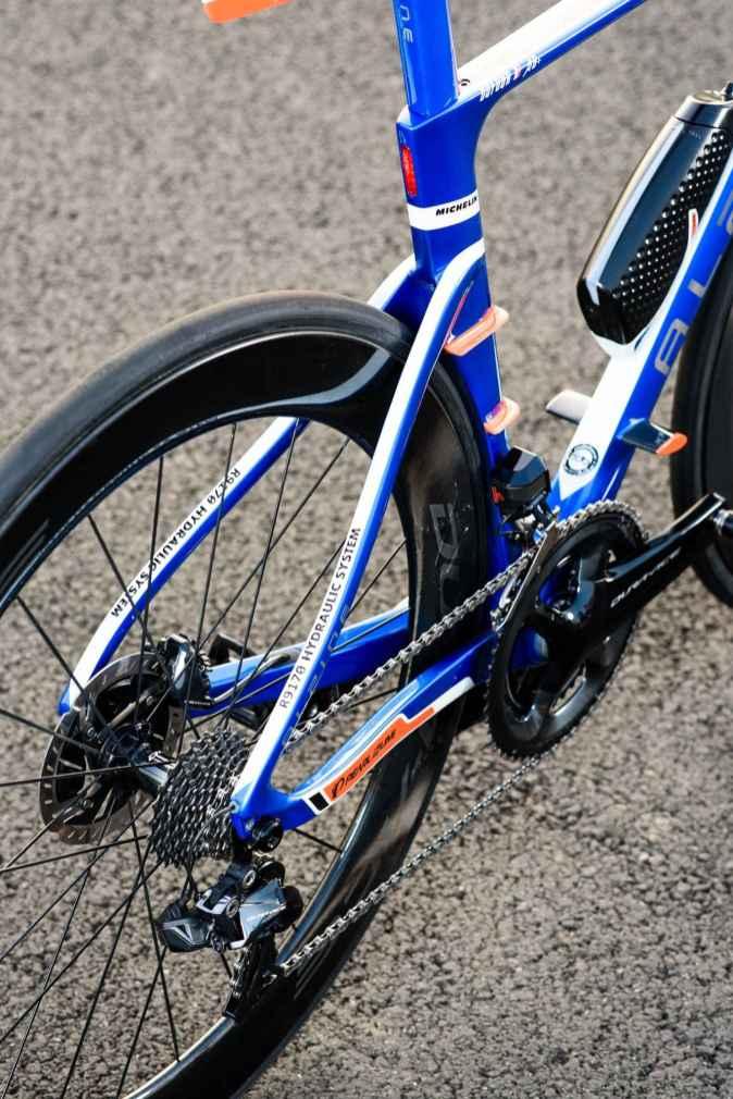 Velo Course Alpine 36 24 Heures Mans Deco Bike - 11