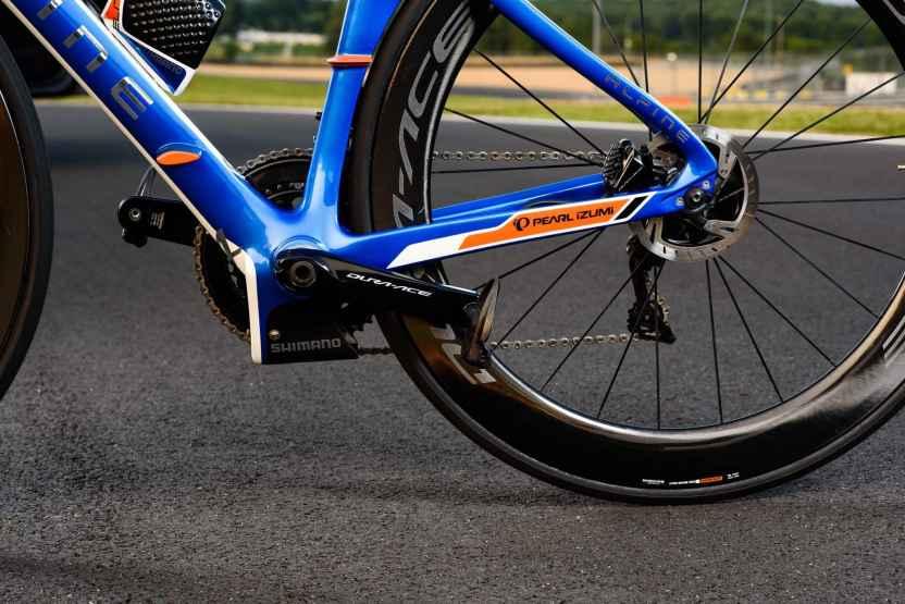 Velo Course Alpine 36 24 Heures Mans Deco Bike - 6