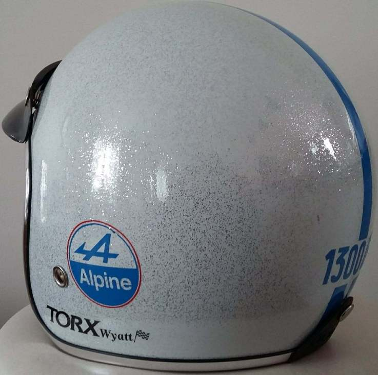 Classic Team#2c2m Alpine A110 1300S Ulule Monte Carlo Millet Caudoux - 6