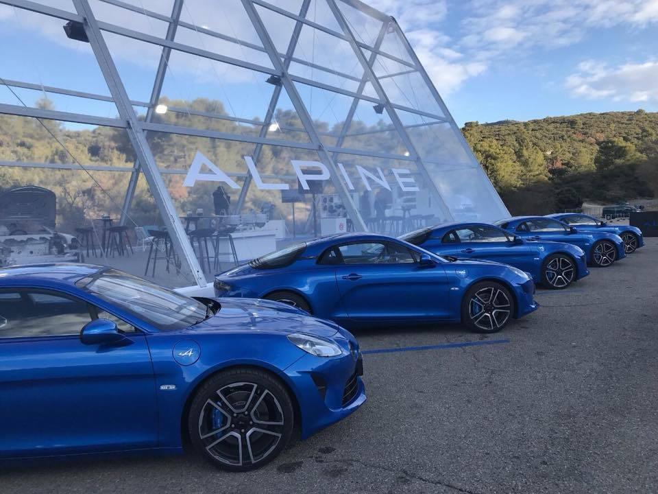 24067958 1161834153947822 5561628767863296844 n   Les essais presse débutent pour l'Alpine A110 !