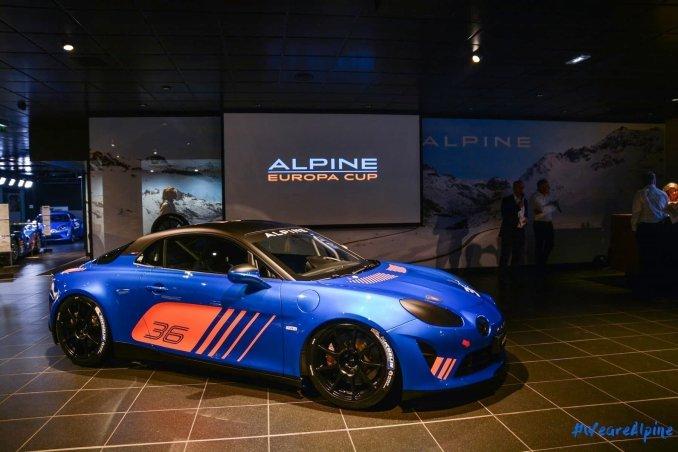 Alpine A110 Cup Signatech Studio Boulogne Billancourt GPE Auto 11 - L'Alpine A110 Cup en détail sous l'oeil de GPE Auto !