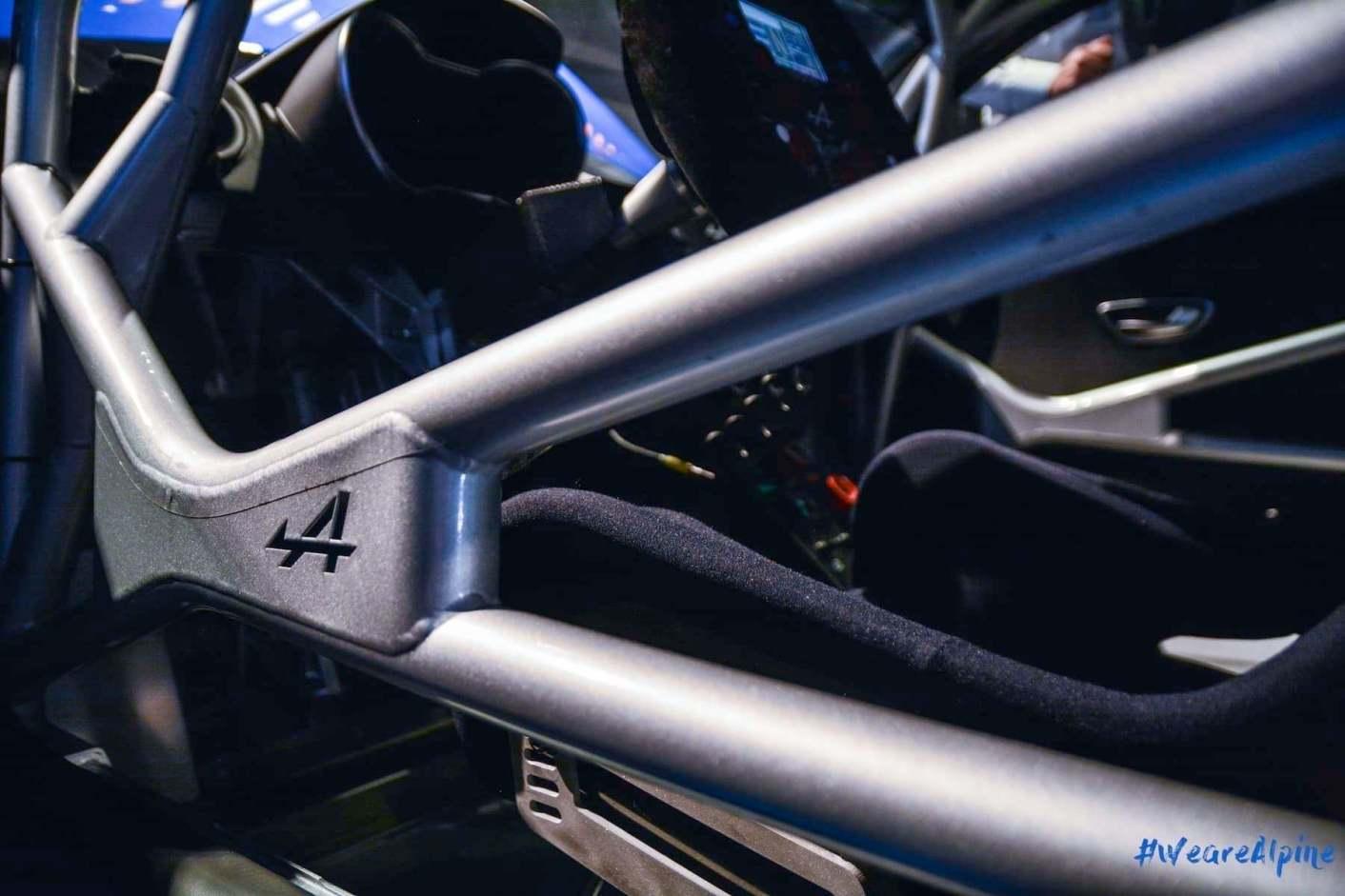 Alpine A110 Cup Signatech Studio Boulogne Billancourt GPE Auto 22 - L'Alpine A110 Cup en détail sous l'oeil de GPE Auto !
