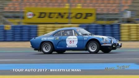 Alpine A110 Tour Auto 2017 Peter Planet - 22
