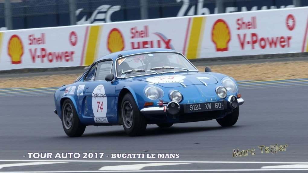 Alpine A110 Tour Auto 2017 Peter Planet - 26