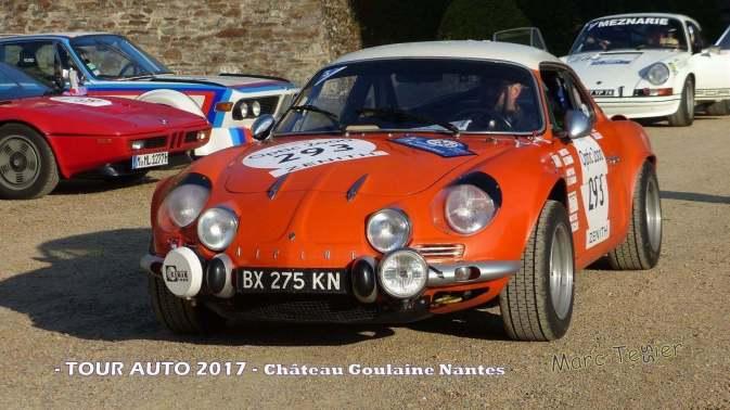 Alpine A110 Tour Auto 2017 Peter Planet - 38