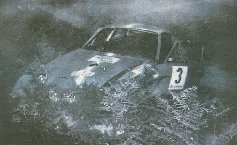 realpor porsche 911 R Alpine A110 Alpinche accident crash 1 | Alpinche : quand l'Alpine A110 passe au Flat-6 Porsche !
