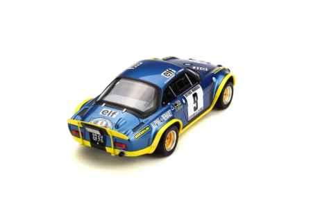 A110 1600 S Turbo OTTO Planet 1:18eme - 6