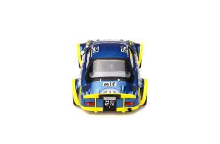 A110 1600 S Turbo OTTO Planet 1:18eme - 8
