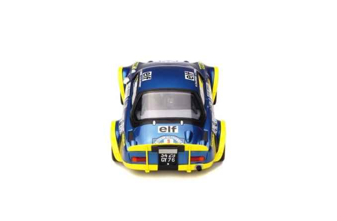 A110 1600 S Turbo OTTO Planet 1:18eme - 8