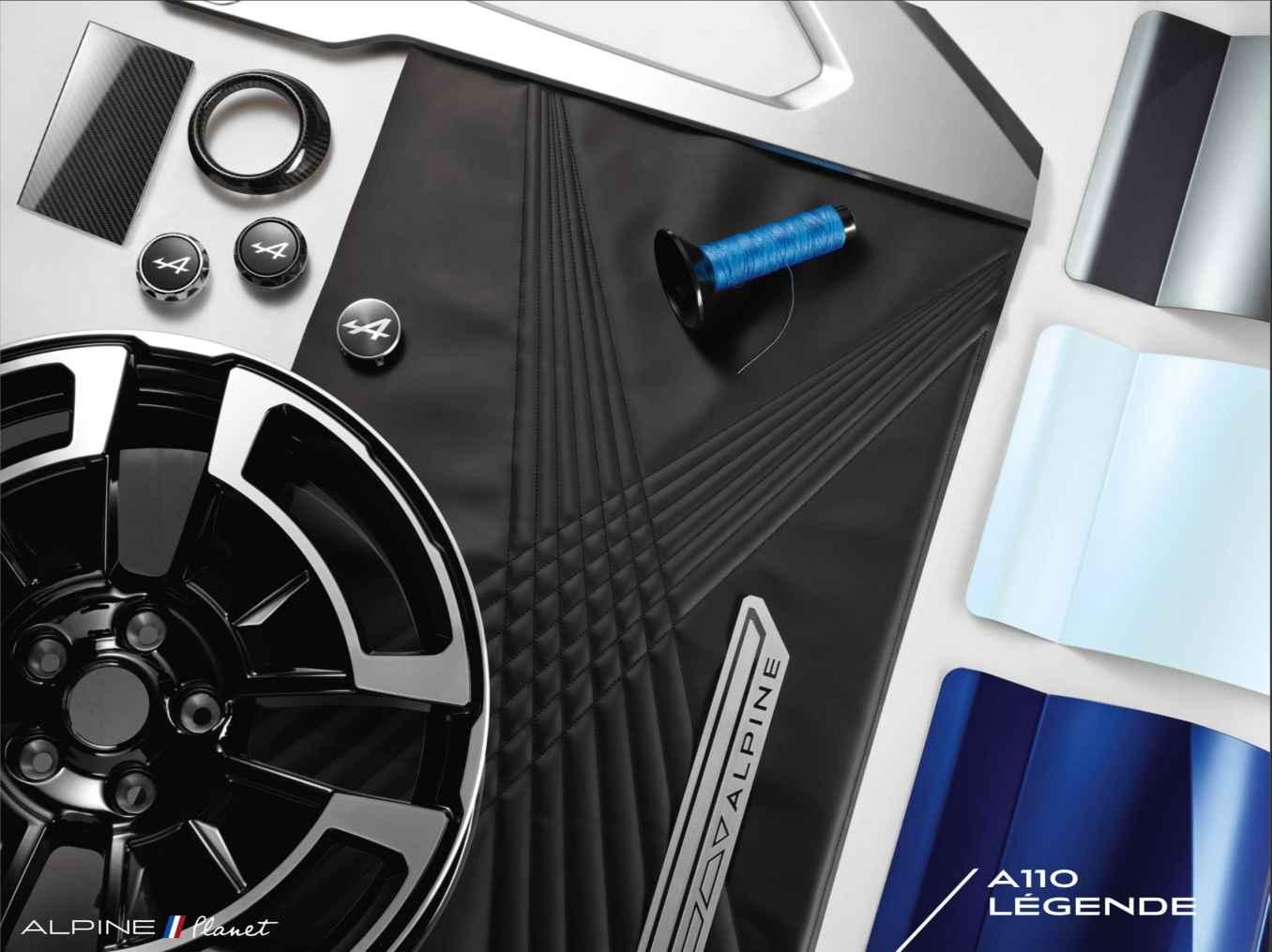 Alpine Planet pure legend reveal 13 | Alpine A110 Pure et Légende: les tarifs, les équipements !