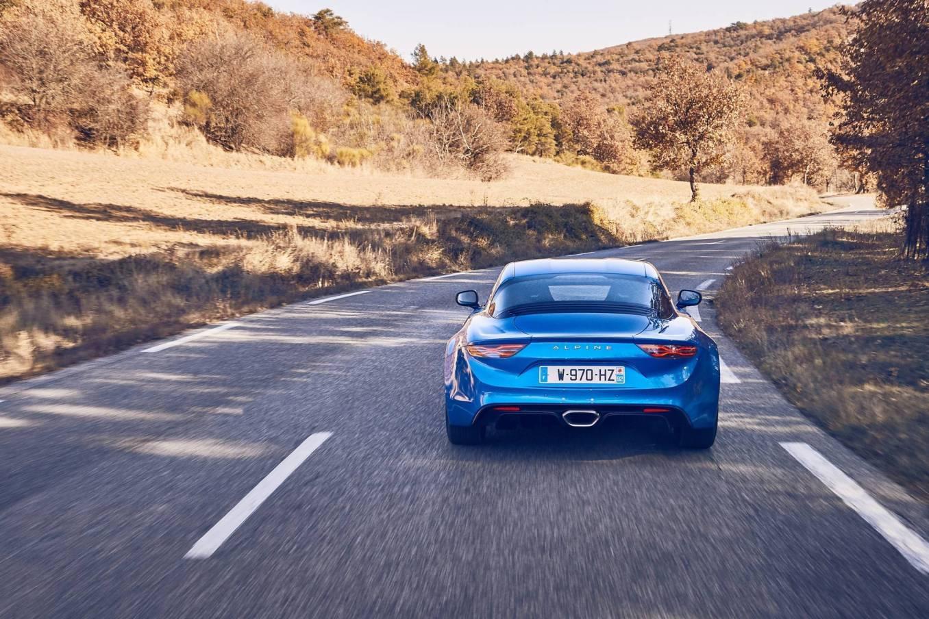 Alpine planet 2017 Alpine A110 test drive 34 | Notre essai de la nouvelle Alpine A110 sur route !