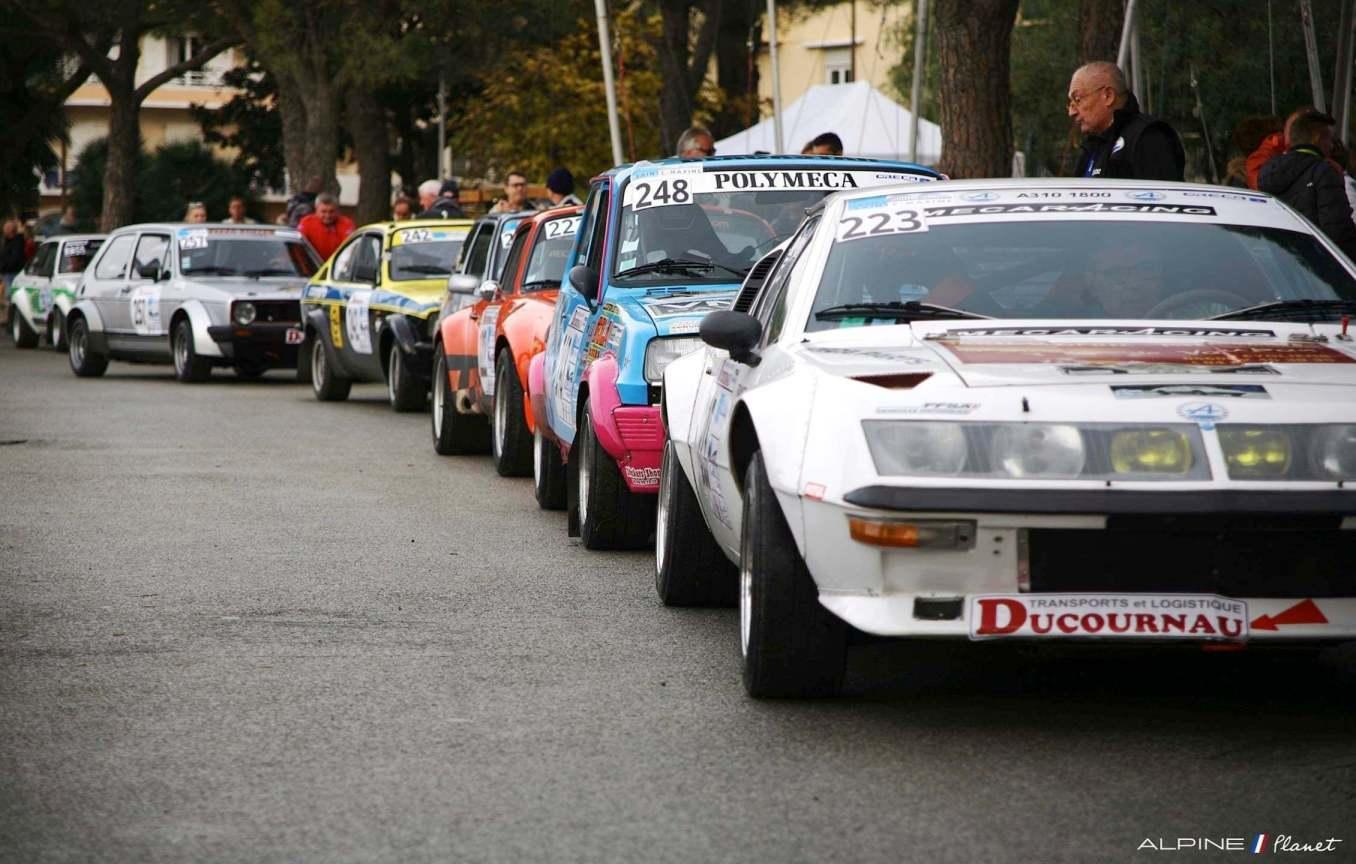 IMG 9712 imp   40ème anniversaire de la victoire de l'Alpine A310 au Rallye du Var