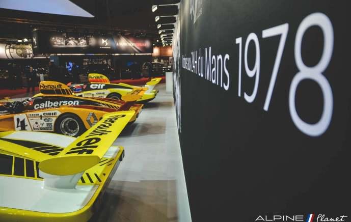 Retromobile 2018 Alpine A442 A443 Ragnotti GPE AUTO - 12