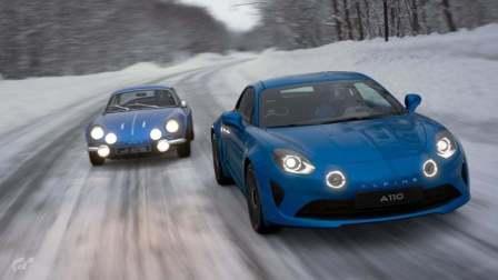 Alpine A110 1600S '72 GT Première Edition Sport Gran Turismo Berlinette PS4 Playstation 4 Polyphony Digital DLC