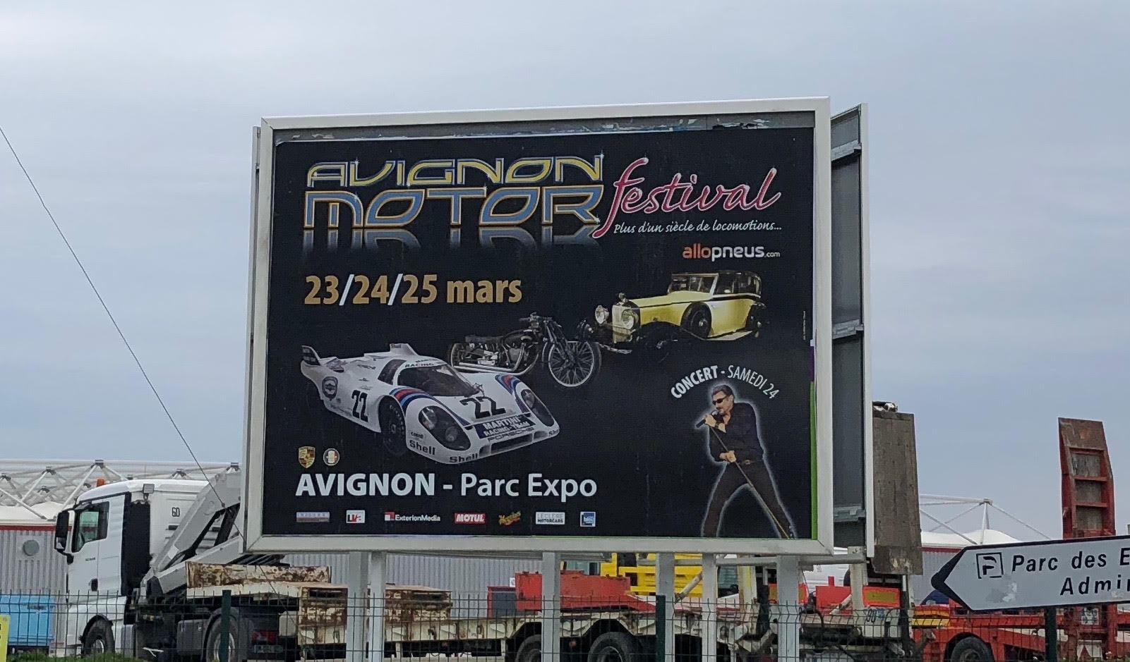 Le plein d'Alpine à la 16ème édition de l'Avignon Motor Festival 1