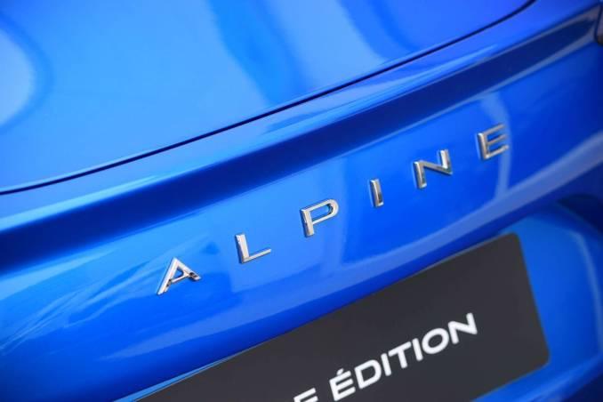 Alpine A110 Première Edition 2018 Vente Artcurial lot numéro 26 champs 12 (3)
