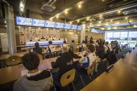 Alpine Elf Europa Cup 2018 Nurburgring CMR Milan Sancinena Beltoise Romano Signatech (36)