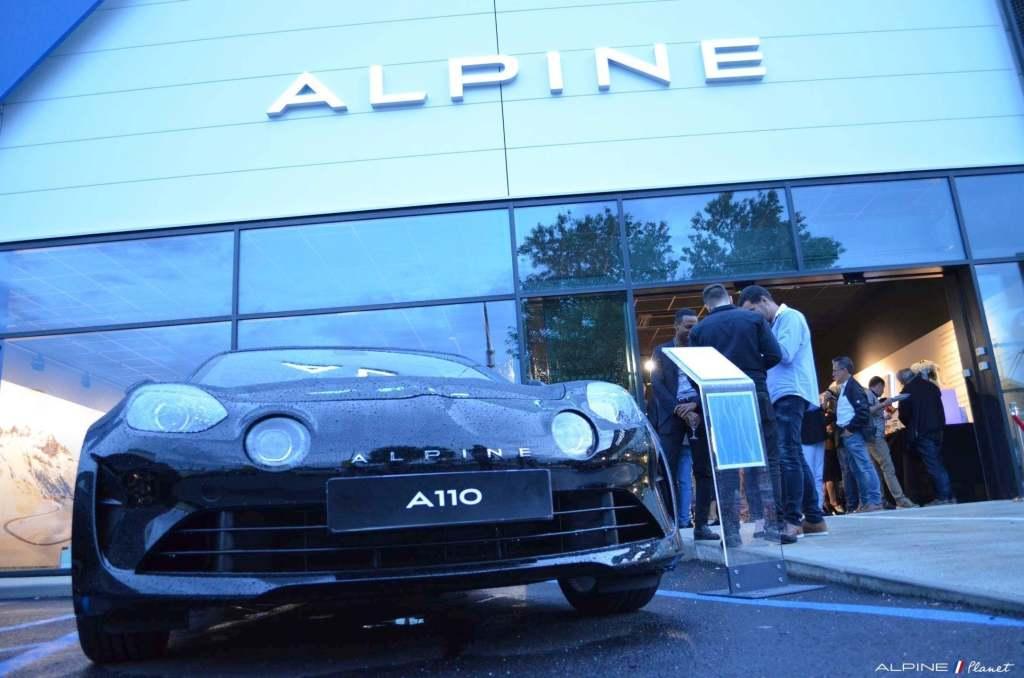 Inauguration Centre Alpine Toulouse 1