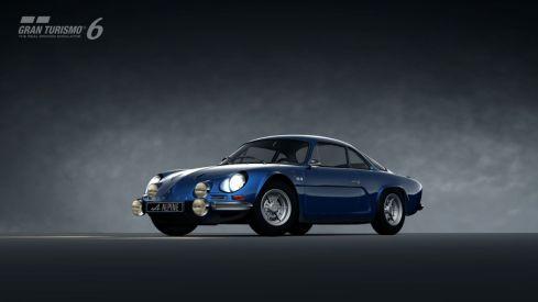 Alpine A110 1600 S Gran Turismo 6 Playstation 3