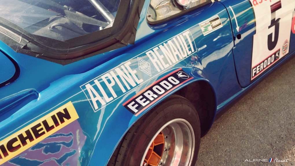 Alpine Planet Les Grandes Heures Automobiles 2018 Monthlery A110 A310 A340 M63 - 81-imp