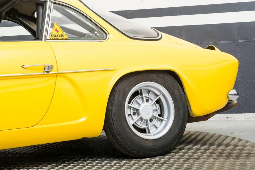 Leclere Motorcars Alpine A110 1300 S 1969 Vente enchères (26)