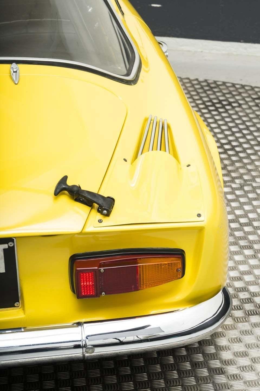 Leclere Motorcars Alpine A110 1300 S 1969 Vente enchères (27)