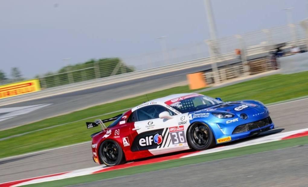 Alpine A110 GT4 International Cup à Bahreïn Sancinena Jean CMR (16)