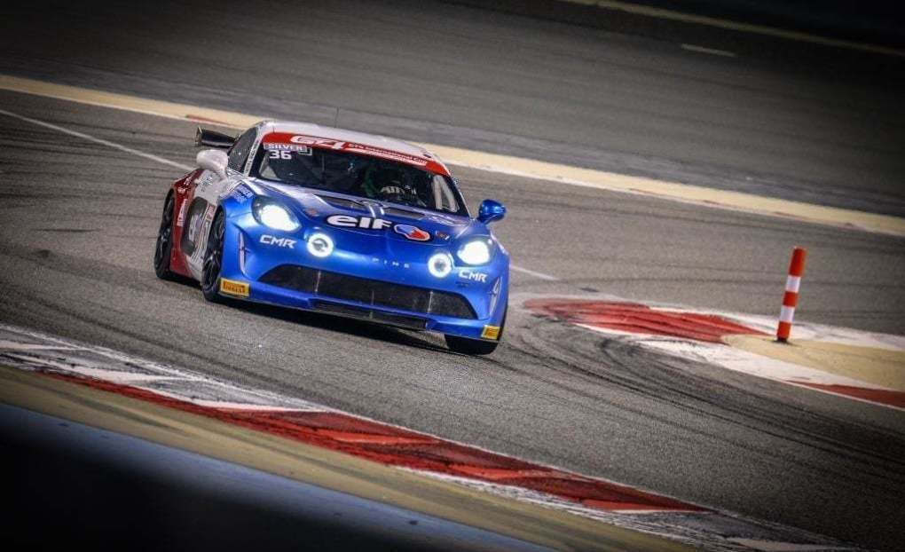 Alpine A110 GT4 International Cup à Bahreïn Sancinena Jean CMR (5)