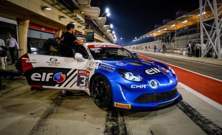 Alpine A110 GT4 International Cup à Bahreïn Sancinena Jean CMR (9)
