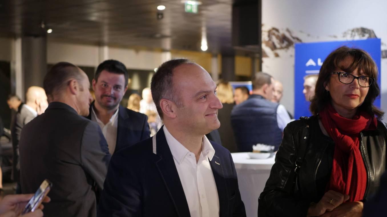 Soirée Alpine Elf Europa Cup 2018 récompense Showroom CMR 23 | Alpine Elf Europa Cup: par ici le programme 2019 !