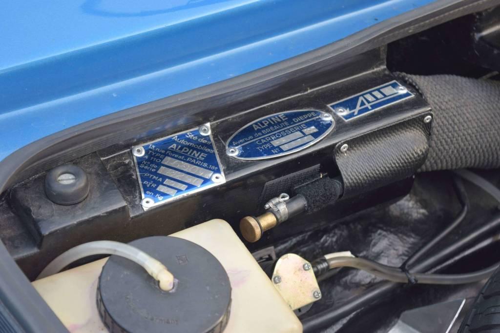 1973 Alpine A 110 1800 Gp4 Usine Retromoble 2019 Artcurial 9 | Rétromobile 2019: les Alpine en vente chez Artcurial